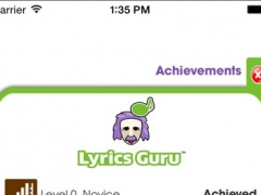 Lyrics Guru 1.2.1 Screenshot
