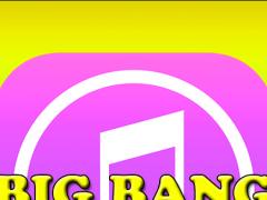 LyricsCloud - Big Bang 1.0 Screenshot