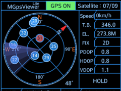 M Gps Viewer 2.0 Screenshot