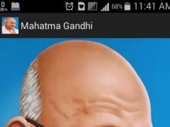 M K Gandhi Biography & Quote 1 0 Free Download