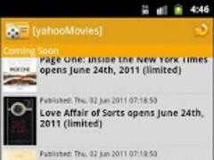 m-movies 1.5 Screenshot