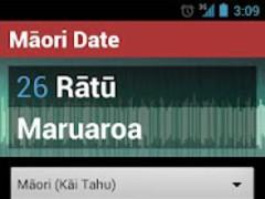 Māori Date 2.1 Screenshot