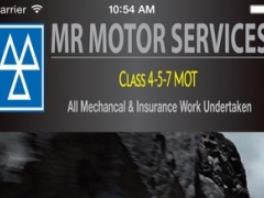 M R Motor Services 1.0 Screenshot