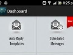 MSM : SMS Auto Reply 2.5 Screenshot