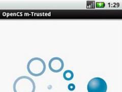 m-Trusted 6.0.2.1 Screenshot