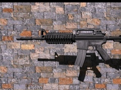 M4 Assault Rifle 1.0 Screenshot