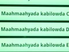 Maahmaahyo (Somali proverbs) 1.0 Screenshot