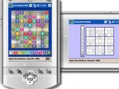 MaaTec Sudoku Mobile 1.60 Screenshot