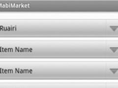 MabiMarket 1.4.2 Screenshot
