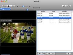 Mac FLV Player For Free 1.0 Screenshot