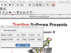 Mac PDF Measure It 1.01 Screenshot