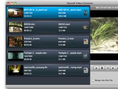Mac Video Converter 2.13.31 Screenshot