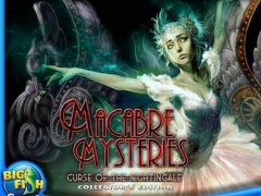 Macabre Mysteries: Curse of the Nightingale Collector's Edition 1.0.0 Screenshot