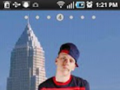 Machine Gun Kelly LWP 1 Screenshot