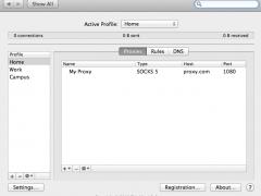 MacProxy 3.0.8 Screenshot