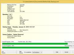 Review Screenshot - Restoration