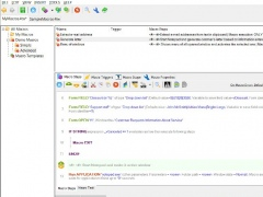 Macro Toolworks, Professional Edition 8.6.2 Screenshot