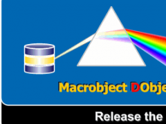 Macrobject DObject O/R Mapping Suite 6.23.929 Screenshot