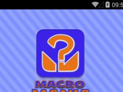 Macromania 1.1.5 Screenshot