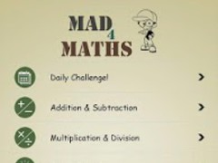 School Math: Brain Training 6.3.1 Screenshot