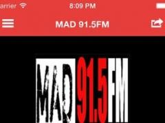 MAD 91.5FM 3.0.13 Screenshot