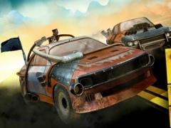 Mad Desert Driver 1.0 Screenshot