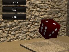 Mad Dice Roller 3D 1.1 Screenshot