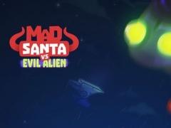 Mad Santa vs Evil Alien Free 1.2 Screenshot