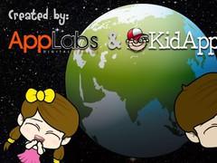 Maddie and Matt's Happy Earth 1.1 Screenshot