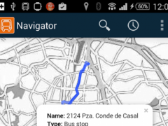 Madrid Navigator 2.2 Screenshot