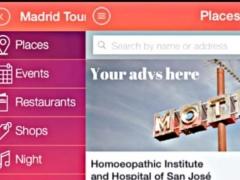 Madrid Tourism 1.0 Screenshot