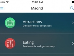 Madrid Travel Guide with Offline Street Map 3.0.5 Screenshot