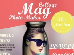 Mag Collage Photo Maker 1.0 Screenshot