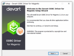 Magento ODBC Driver (32/64 bit) 2 2 Free Download