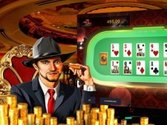 Magic Card Poker - Mega Daily Bonus Slot 1.0 Screenshot