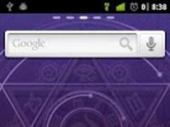Magic Circle GO Getjar Theme 1.2 Screenshot