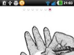 Magic Draw Live Wallpaper 1.1 Screenshot