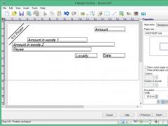 Cheque Factory 4.7 Screenshot