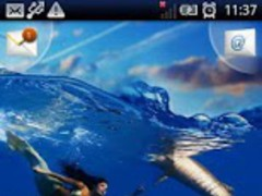 Magic Effect: Dolphins Mermaid 1.4 Screenshot