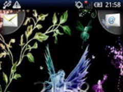 Magic Effect : Fairies Neon 1.5 Screenshot