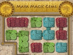 Magic Gems: Maya - The Challenging Logic Puzzle 1.0 Screenshot