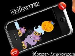 Magic Halloween - iBlower 4.1 Screenshot