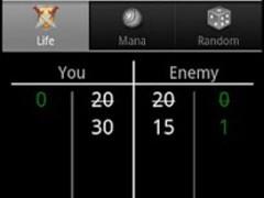 Magic Life Counter Free 1.0 Screenshot