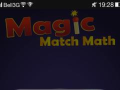 Magic Match Math 1.0 Screenshot