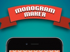Magic Monogram Wallpaper Maker - Free