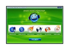 Magic Music Workshop 8.0.2.5 Screenshot
