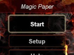Magic Paper Trial 11.5.13 Screenshot