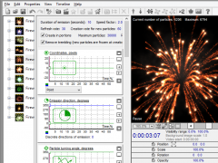 Magic Particles 2.23 Screenshot