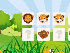 Magic Planet Animal Puzzles Matching For Kids 1.0 Screenshot