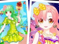 Magic Princess - Anime Beauty's Dreamy Closet, Girl Games 1.0 Screenshot